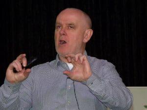 Futurist Paul Higgins
