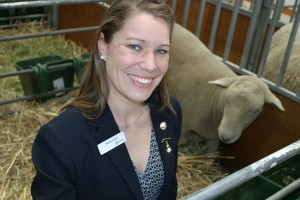 Ag Institute Australia's Agrimaster Forum chair Melissa Neal