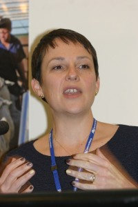 Victoria's Minister for Agriculture Jaala Pulford
