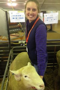 Lambex AWSA Young Guns winner Elise Bowen.